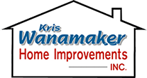 Kris Wanamaker Home Improvements Logo